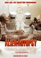 Alien Autopsy - Das All zu Gast bei Freunden - Plakat zum Film