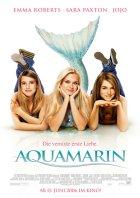 Aquamarin - Die vernixte erste Liebe - Plakat zum Film
