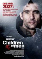 Children Of Men - Plakat zum Film