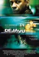 Deja vu - Wettlauf gegen die Zeit - Plakat zum Film