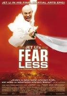 Fearless - Plakat zum Film