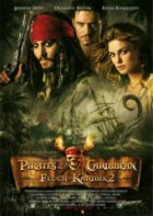 Pirates Of The Caribbean - Fluch der Karibik 2 - Plakat zum Film