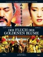 Der Fluch der goldenen Blume - Plakat zum Film