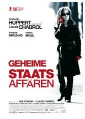 Geheime Staatsaffären - Plakat zum Film