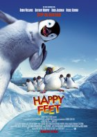 Happy Feet - Plakat zum Film
