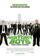 Die History Boys - Fürs Leben lernen - Plakat zum Film