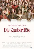 Kenneth Branagh - Die Zauberflöte - Plakat zum Film