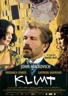 Klimt - Plakat zum Film
