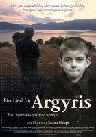 Ein Lied für Argyris - Plakat zum Film