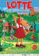Lotte im Dorf der Erfinder - Plakat zum Film