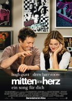 Mitten ins Herz - Ein Song für dich - Plakat zum Film