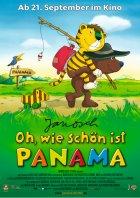 Oh, wie schön ist Panama - Plakat zum Film