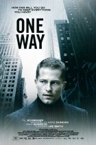 One Way - Plakat zum Film