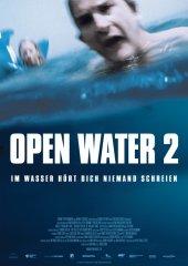 Open Water 2 - Plakat zum Film