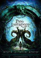 Pans Labyrinth - Plakat zum Film