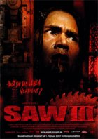 Saw 3 - Plakat zum Film