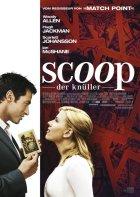 Scoop - Der Knüller - Plakat zum Film