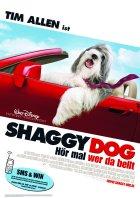 Shaggy Dog - Hör mal, wer da bellt - Plakat zum Film