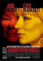 Tagebuch eines Skandals - Plakat zum Film