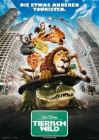 Tierisch wild - Plakat zum Film