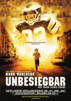 Unbesiegbar - Der Traum seines Lebens - Plakat zum Film