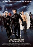 X-Men: Der letzte Widerstand - Plakat zum Film