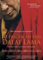 10 Fragen an den Dalai Lama - Plakat zum Film