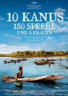 Zehn Kanus, 150 Speere und drei Frauen - Plakat zum Film