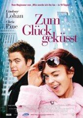 Zum Glück geküsst - Plakat zum Film