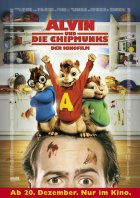 Alvin und die Chipmunks - Der Kinofilm - Plakat zum Film