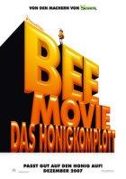 Bee Movie - Das Honigkomplott - Plakat zum Film