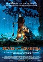 Brücke nach Terabithia - Plakat zum Film