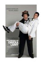 Chuck und Larry - Wie Feuer und Flamme - Plakat zum Film