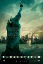 Cloverfield - Plakat zum Film