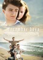 December Boys - Plakat zum Film
