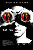 Disturbia - Plakat zum Film