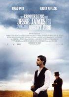 Die Ermordung des Jesse James durch den Feigling Robert Ford - Plakat zum Film