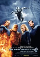 Fantastic Four - Rise Of The Silver Surfer - Plakat zum Film
