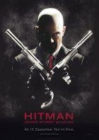 Hitman - Jeder stirbt alleine - Plakat zum Film