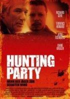 Hunting Party - Wenn der Jäger zum Gejagten wird - Plakat zum Film