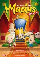 Der kleine König Macius - Plakat zum Film