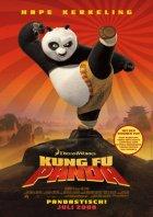 Kung Fu Panda - Plakat zum Film