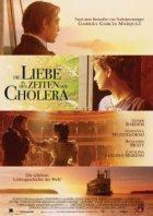 Die Liebe in den Zeiten der Cholera - Plakat zum Film