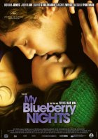 My Blueberry Nights - Plakat zum Film