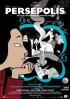 Persepolis - Plakat zum Film