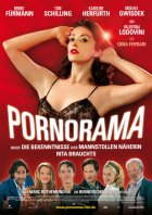 Pornorama oder die Bekenntnisse der mannstollen Näherin Rita Brauchts - Plakat zum Film