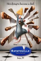 Ratatouille - Plakat zum Film