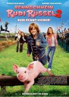 Rennschwein Rudi Rüssel 2 - Plakat zum Film