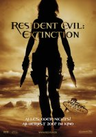 Resident Evil: Extinction - Plakat zum Film