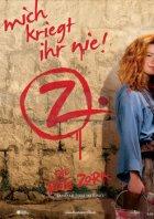 Die rote Zora - Plakat zum Film